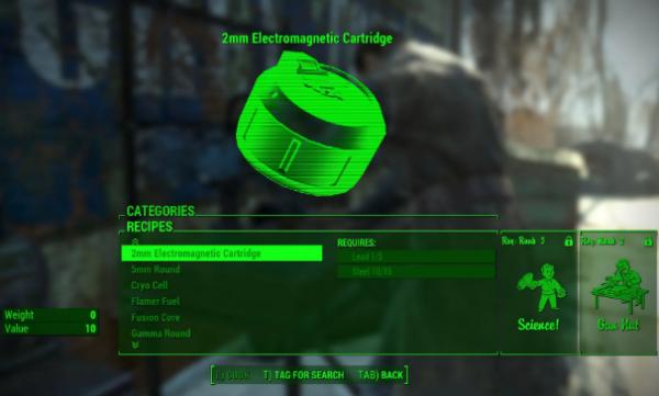 輻射4Deyash的精制彈藥MOD 3.4.4
