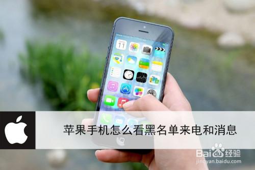 蘋果12怎么查看黑名單來電和消息