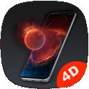 橙子4D动态壁纸 v1.0.2安卓版