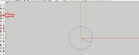 草圖大師怎么繪制三維球體模型