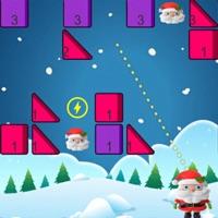 碎砖机圣诞老人 v1.0苹果版