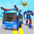 變形警車機器人 v1.15安卓版