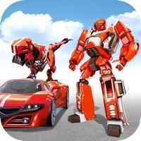 变形机器人大战未来时空终结者 v1.0苹果版
