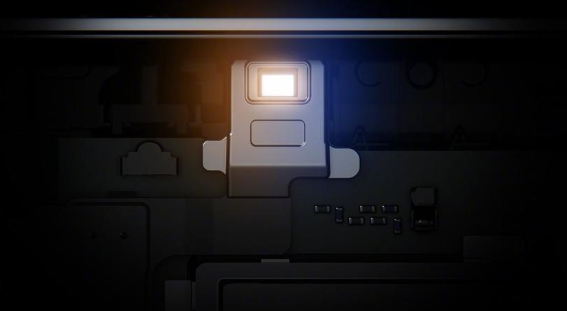 紅米k40有屏幕指紋嗎
