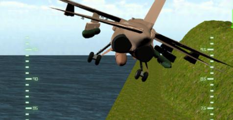 飛機模擬器蘋果版