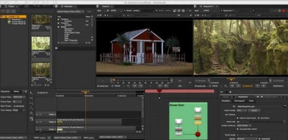 The Foundry Nuke Studio(视频后期制作工具) v12.2