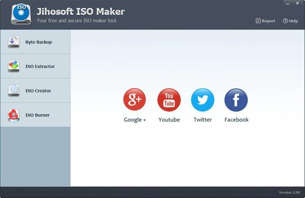 Jihosoft ISO Maker(ISO镜像文件助手) v3.0.0.0