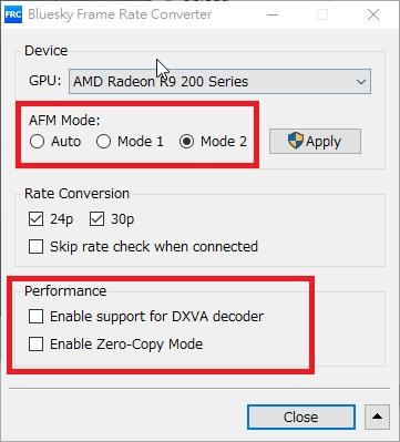 BlueSky FRC(AMD显卡插帧插件) v1.7.21291